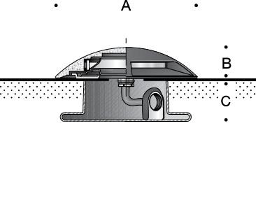 Twin 90° ports