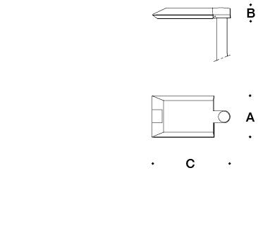 Asymmetric wide beam · Single