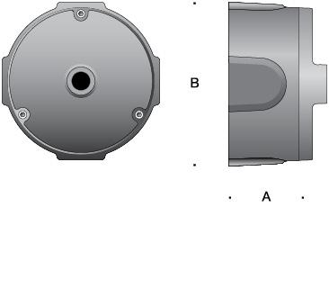Surface mount conduit wiring box